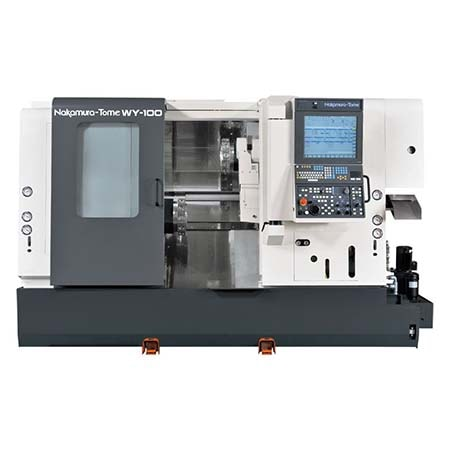 CNC lathes with fixed head